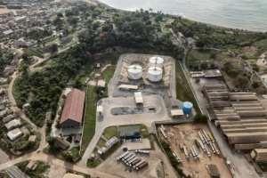 Based in the coastal port of Takoradi, Ladybird's all-women team drive 47,000-litre trucks, delivering fuel to Ghana's gold mines.  By CRISTINA ALDEHUELA (AFP)