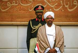 Bashir ruled Sudan with an iron fist for three decades. By ASHRAF SHAZLY (AFP/File)