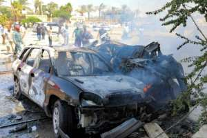 Benghazi, the cradle of the NATO-backed 2011 uprising that overthrew and killed dictator Moamer Kadhafi, has seen repeated attacks before and since.  By - (AFP)