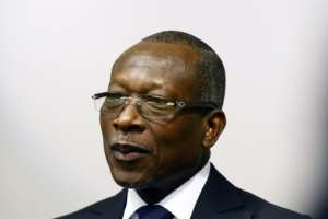 Benin's President Patrice Talon is accused of creeping authoritarianism.  By THIERRY CHARLIER (AFP/File)