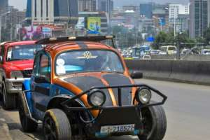 Beetles are still ubiquitous in Ethiopia, in part because exorbitant taxes make buying new cars impossible for many.  By MICHAEL TEWELDE (AFP)