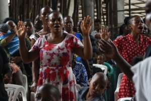Breaking with the government's code of silence, the Roman Catholic Church in Tanzania warned its followers to protect themselves.  By STRINGER (AFP)