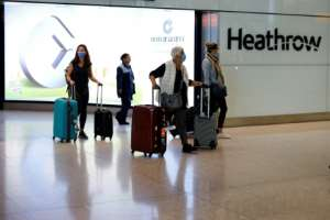 Britain confirmed it would impose a 14-day quarantine on international arrivals in addition to its ongoing social distancing rules.  By Tolga Akmen (AFP)