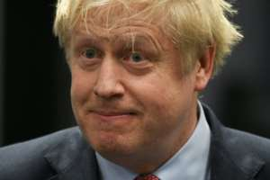 Britain's Prime Minister Boris Johnson has called for partial deregulation of the powerful 'City'.  By Oli SCARFF (AFP)