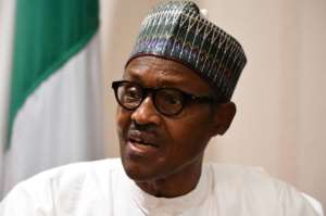 Buhari's record of tackling corruption is under scrutiny.  By PIUS UTOMI EKPEI (AFP/File)