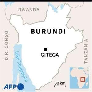 Burundi.  By  (AFP)