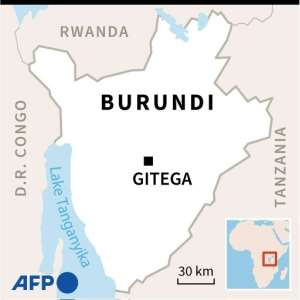 Burundi compared to regional neighbours on key socio-economic indicators.  By  (AFP)