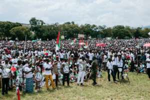 Burundi has pushed forward with the vote at all costs despite the coronavirus, with heaving crowds of thousands attending political rallies.  By - (AFP)