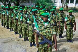 Burundi is the second biggest contributor to the African peace force in Somalia.  By MOHAMED ABDIWAHAB (AFP/File)