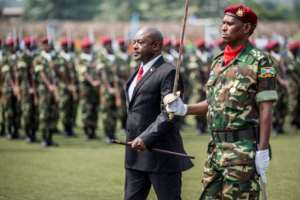 Burundi President Pierre Nkurunziza launched a bid for a third term in office in 2015, triggering the crisis