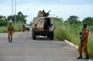 Burkina Faso has a history of coups and mutinies