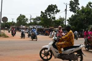 Burkina Faso was among the bottom 10 countries on the UN human development index under Compaore -- and still is.  By ISSOUF SANOGO (AFP)