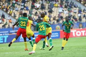 Cameroon kicked off the African Nations Championships against Zimbabwe and a backdrop of separatist violence.  By - (AFP/File)