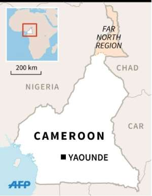 Cameroon's Far North region.  By  (AFP)