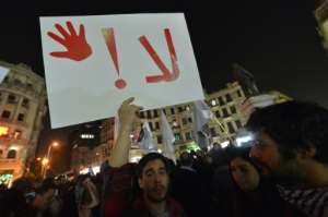 Campaigners hope to shift attitudes in Egypt, which only criminalised sexual harassment in 2014.  By Khaled DESOUKI (AFP/File)