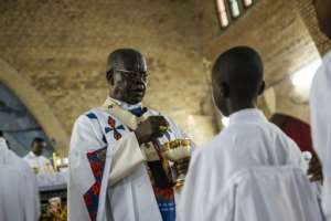Cardinal Laurent Monsengwo, Archbishop of Kinshasa, is a prominent critic of DR Congo President Joseph Kabila