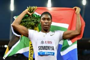 Caster Semenya has argued that she is