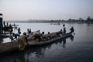 Central Africans displaced from their homes have had to find a new way to live.  By ALEXIS HUGUET (AFP)