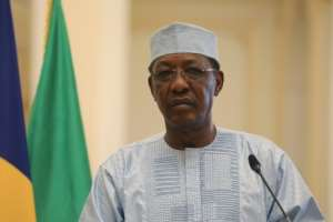 Chad's President Idriss Deby has said that legislative and local elections will be held in the first half of 2019.  By Ludovic MARIN (AFP/File)