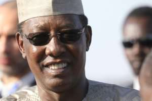 Chad's President Idriss Deby, himself a former soldier, oversaw a major jihadist operation last month.  By Ludovic MARIN (AFP)