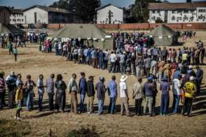 Chamisa has repeatedly accused ZANU-PF and election authorities of trying to use a flawed electoral register and fixed ballot papers to steal the election.  By Luis TATO (AFP/File)