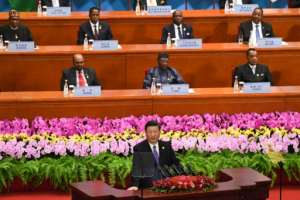 China's President Xi Jinping told African leaders that Chinese investments on the continent have