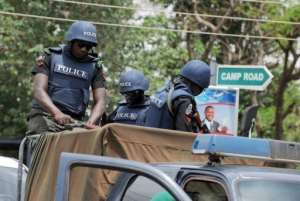At least three people are dead after an attempted car bombing on a church in Kaduna, northern Nigeria.  By Pius Utomi Ekpei (AFP/File)