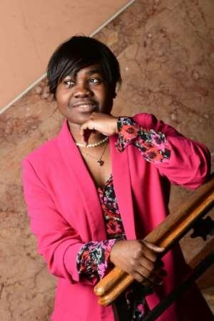 Claudia Gisele Ntsama has a passion for hemp,