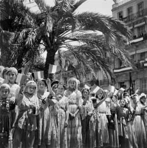 De Gaulle's decision to grant Algeria independence was deeply divisive in France.  By - (AFP/File)