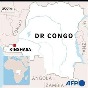 Democratic Republic of Congo.  By  (AFP)