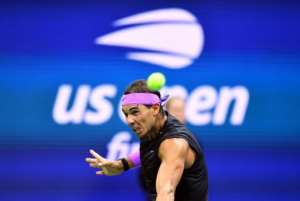 Defending champion Rafael Nadal has withrawn from the US Open over fears of coronavirus.  By Johannes EISELE (AFP/File)