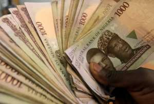 Despite hitting two banks, the robbers were unable to break into the vaults, police said.  By PIUS UTOMI EKPEI (AFP/File)