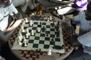 Despite the wave of deadly bloodshed that swept South Sudan in 2013 and 2016, the Munuki chess club in Juba kept running, with the violence doing little to disrupt the sense of unity among players. By SIMON MAINA (AFP)