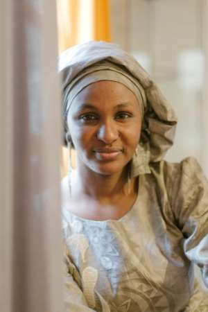 Diallo has also developed self-defence training for women, despute the reservations of a deeply conservative Islamic society.  By Carmen Abd Ali (AFP)