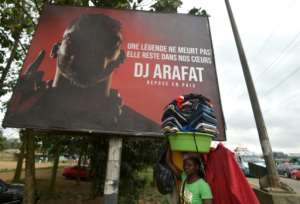 DJ Arafat made his breakthrough with the hit