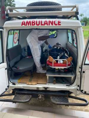Doctors Without Borders (MSF) whose staff were treating some of the wounded, condemned the attack.  By Antoinette BUINDA (Médecins sans Frontières (MSF)/AFP)
