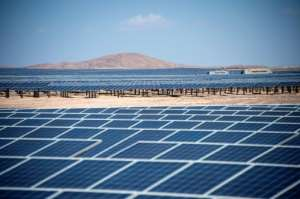 Double-digit growth last year in solar and wind power generation was still not fast enough to meet soaring electricity demand that also pushed up the use of coal, the most carbon-intensive of fuels. By Martin BERNETTI (AFP/File)