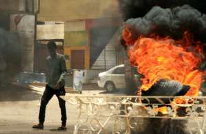 Dozens of demonstrators were killed and hundreds wounded on June 3 when armed men in military fatigues stormed the sit-in outside army headquarters.  By Ebrahim Hamid (AFP/File)