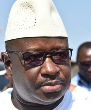 Early poll returns had main opposition candidate Julius Maada Bio just trailing Kamara