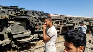 Egypt has been plagued by fatal rail accidents for years widely blamed on crumbling infrastructure and poor maintenance.  By - (AFP)