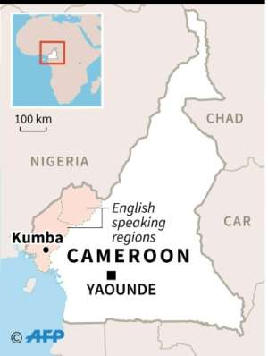 English-speaking communities in Cameroon chafe at what they see as discrimination from the French-speaking majority. By Jonathan WALTER (AFP/File)