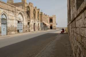 Eritrea's once thriving port of Massawa is near deserted after years of conflict with neighbouring Ethiopia but hopes are high it can be revived now they have settled their longstanding differences.  By Maheder HAILESELASSIE TADESE (AFP)