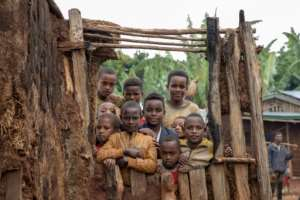Ethiopian officials have denied reports that they have forced displaced people to return home.  By Yonas KIROS (AFP)