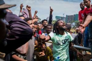 Ethnic violence in different parts of the country has sparked angry in the Ethiopian capital.  By Maheder HAILESELASSIE TADESE (AFP)