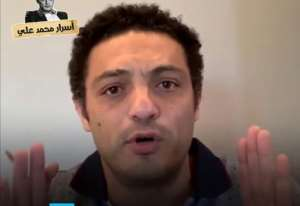 Exiled Egyptian businessman Mohamed Aly has called for a