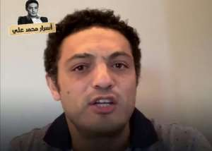 Exiled Egyptian businessman Mohamed Aly sparked rare protests last weekend against President Abdel Fattah al-Sisi with videos accusing the president of corruption.  By STRINGER (Facebook page of @MohamedAliSecrets/AFP)