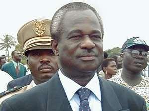 Eugene Koffi Adoboli was accused of embezzling 800 million CFA francs (1.2 million euros).  By  (AFP/File)