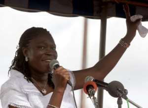 Fervently Christian but ruthless by reputation, she never sought to deny exercising political influence after her husband Laurent Gbagbo rose to power in 2000 elections.  By Issouf SANOGO (AFP/File)