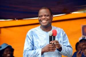 Food magnate Sebastien Ajavon -- dubbed Benin's