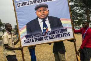For decades, Etienne Tshisekedi was the face of DR Congo's opposition.  By Eduardo Soteras (AFP/File)